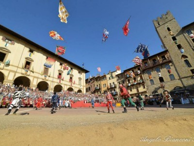 Sbandieratori Arezzo Settembre 2013