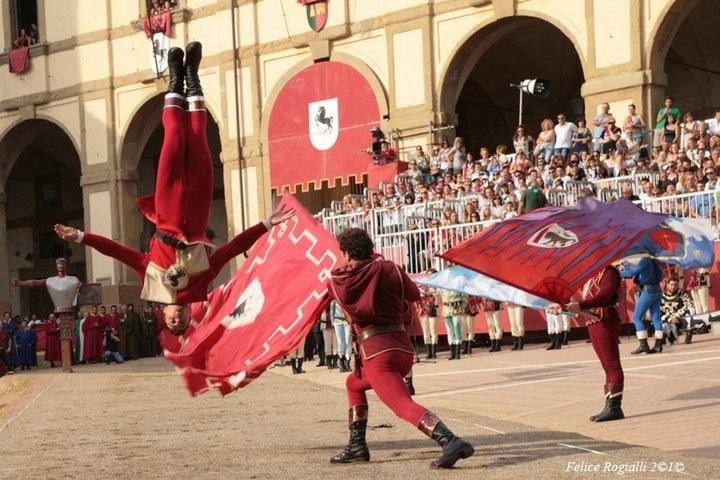 2010 Italia Arezzo Giostra settmebre