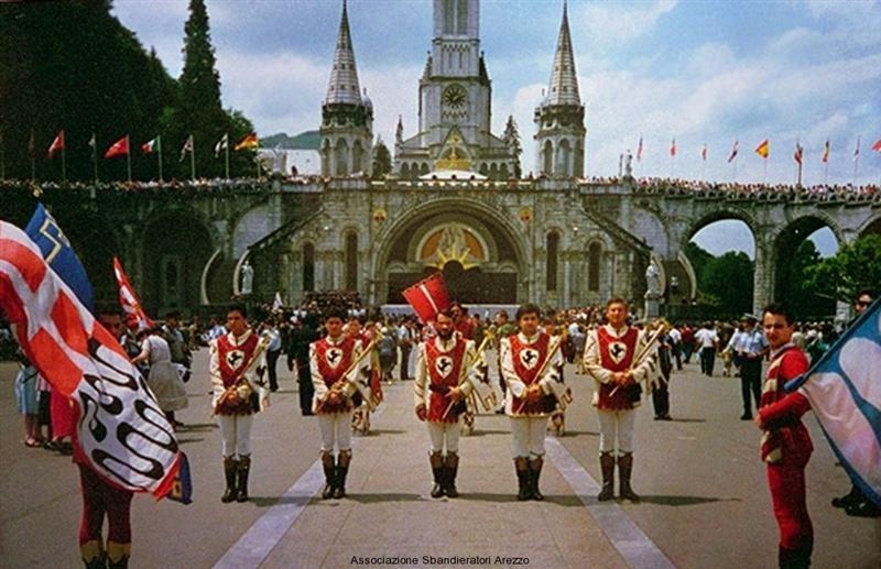 1987 Lourdes - Francia