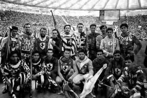 1990 Italia Roma Inaugurazione Stadio Olimpico