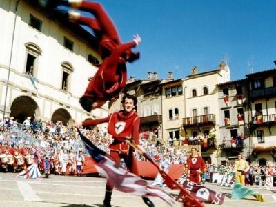 1999 Italia Arezzo Giostra settembre (41)