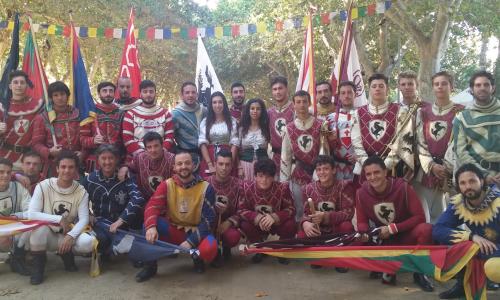 Tortosa (ES) – Festa del Renaixement 2015
