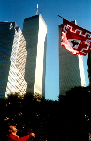 2000 - Twin Towers New York